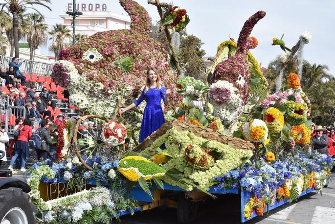 Рождение цветоводства в Санремо