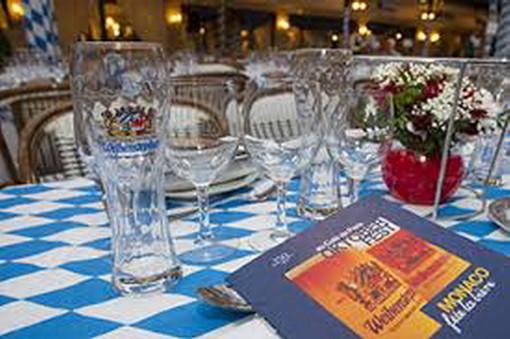 Cafe De Paris Monaco Oktoberfest