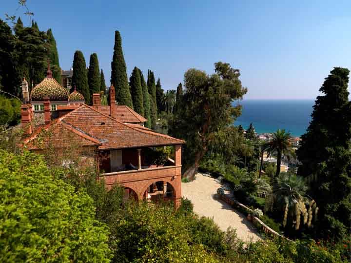 Villa pergola öffnet die tore bis oktober italyrivieralps