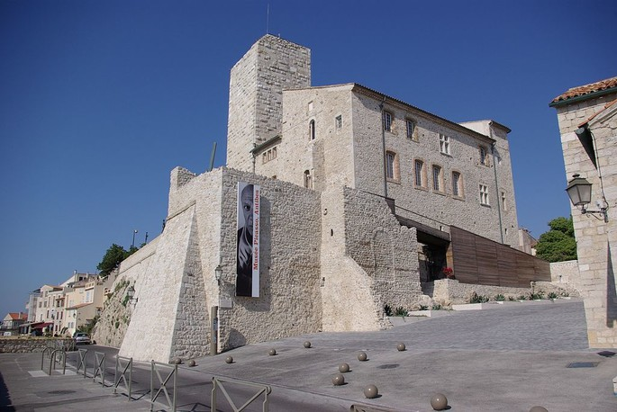 Antibes_Museum_Picasso by Clemensfranz