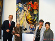 Dr. Alain Marty,Yvette Cauquil-Prince,Jane Kahan,Meret Meyer Graber,Sarrebourg_2005,Фото Ycp2005