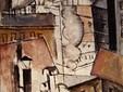 Léger 1911 Roofs in Paris.