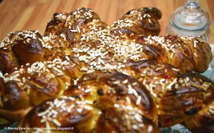 Recipe of the Week: Fugassa d'la Befana