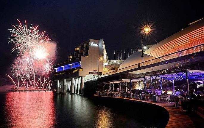#Monaco's International #Fireworks Festival is back this July and August