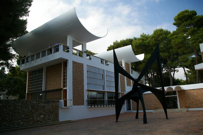 Фонд Maeght: программа 2019 года с Joan Miró в  Saint Paul de Vence
