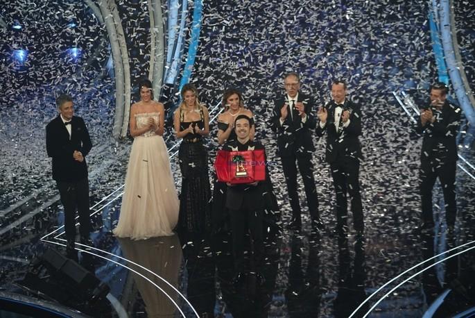 Сегодня ночью объявлен победитель 70-го Музыкального Фестиваля Сан-Ремо! ВИДЕО