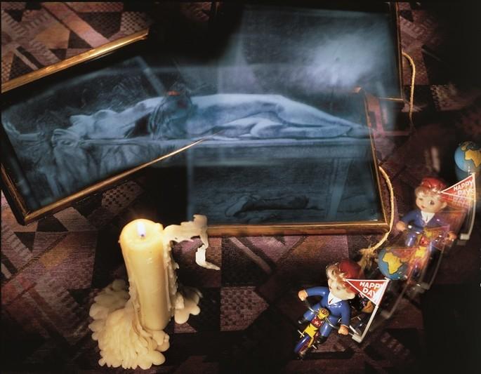 """Ницца: """"L'Image qui revient"""" , Выставка в Музее фотографии"""