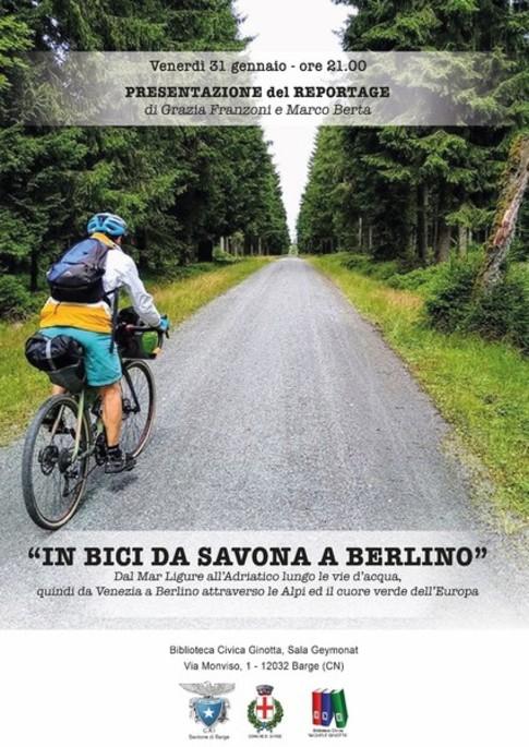 На велосипеде из Савоны в Берлин