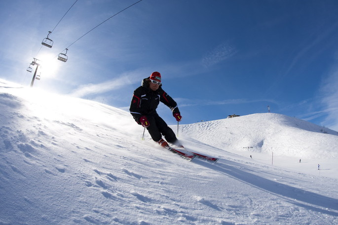 Riserva Bianca welcomes skiers: ski pass available on internet for the first time
