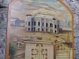 Perinaldo-Malerei des Baus der Pariser Sternwarte