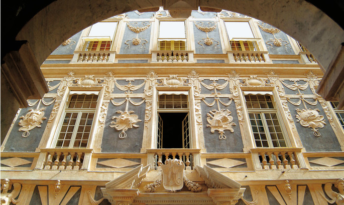 Rolli Days in Genoa: 37 most magnificient palaces open to the public