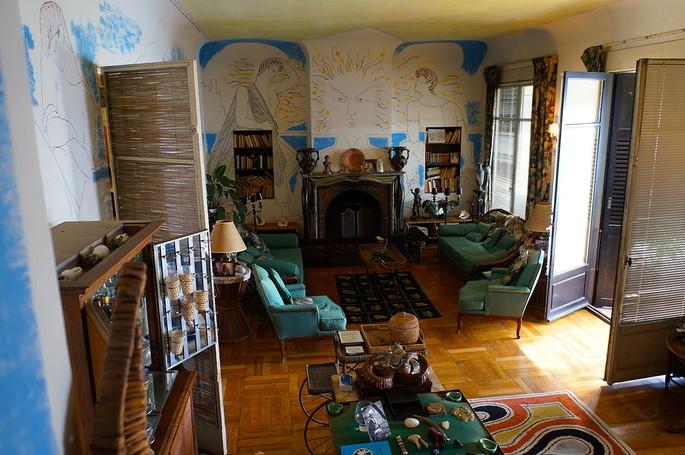 Wohnzimmer, Kredit Lapady