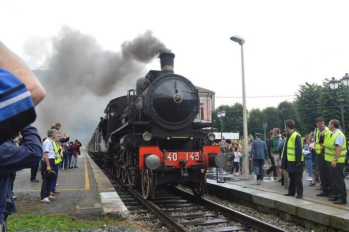 В календаре исторических поездов есть также  поезд Кунео-Вентимилья, отправление 22 апреля