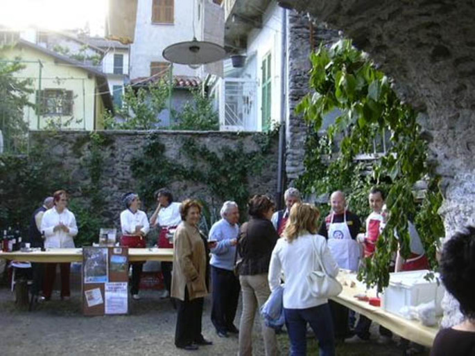 Terra d'Ormea, a food-and-wine event