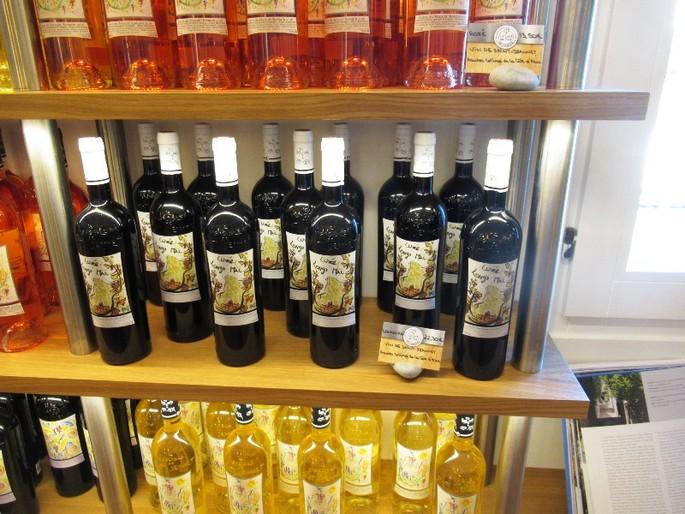 """Ярмарка вин """"Foire aux vins de rentrée"""""""