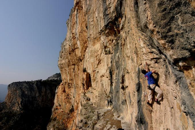 Finale Ligure, the crown jewel of rock climbing on the Italian Riviera