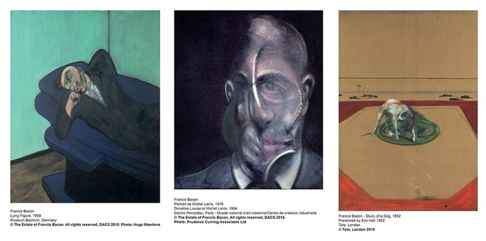 Francis Bacon, Monaco and French Culture at the Grimaldi Forum in July