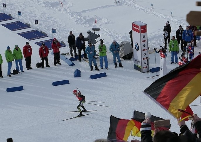 Biathlon WM 2020 in Italien