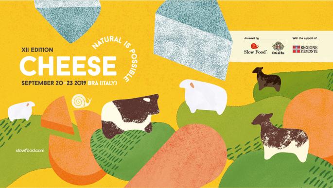 """Bra (CN) vom 20. bis 23. September """"Cheese"""" ist zurück"""
