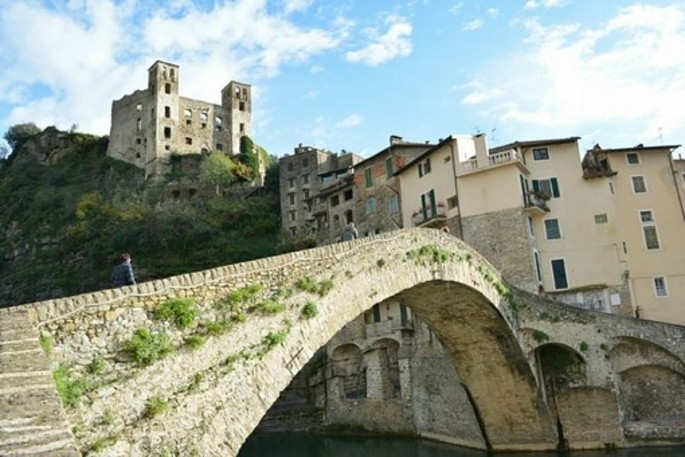 More amazing shots of #Dolceacqua [PHOTO-VIDEO GALLERY]