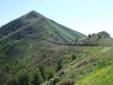 Fronté vom Garlenda Pass aus, Kredit Pampuco