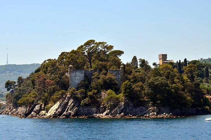 Rapallo, Punta Pagana, credit Dapa19