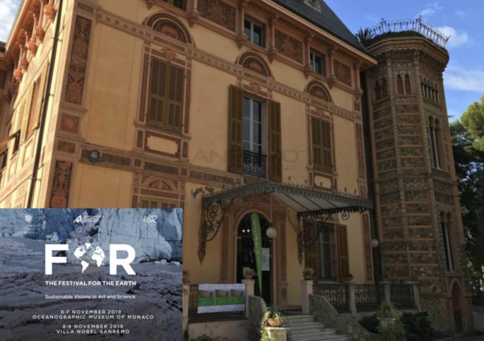 """Nach Venedig und Monaco beherbergt Sanremo das internationale Forum """"Festival für die Erde"""""""