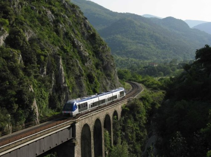 The Cuneo-Nice railway among the best train ride in the world