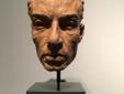 Guttuso's portrait by Nino Franchina, credits Manuelarosi