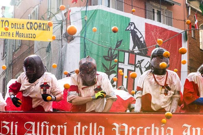 Ivrea carnival, credit Baldo Simone