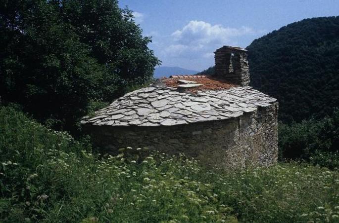 The Alta Via dei Monti Liguri hiking trail's second geographical area: Ligurian Alps