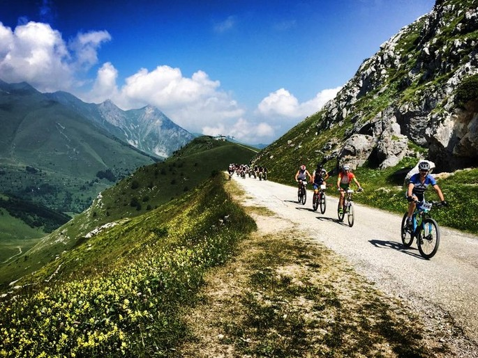 The new Bike Resort in Limone: 400 km of mountain trails in the heart of the Maritime Alps
