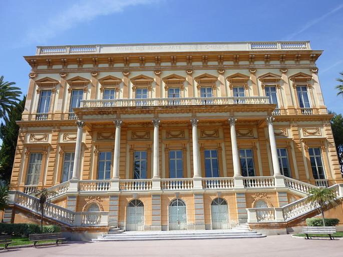 Musée Beaux Arts Nizza, Kredit Miniwark