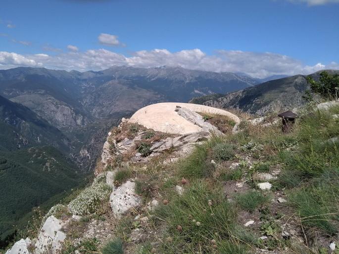 В воскресенье  - следующая бесплатная экскурсия на гору Легу в Лигурийских Альпах