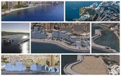 "Monaco: laid the 18 ""caissons"" that will support the new district of the Principality ""stolen"" from the sea [Video ]"