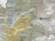 Valley of Wonders, map