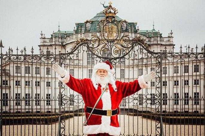 At Stupinigi, Christmas is Royal: the White Night and many other novelties