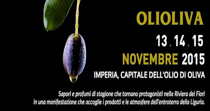 Olioliva in Imperia: im November das Festival des Neuen Olivenöls