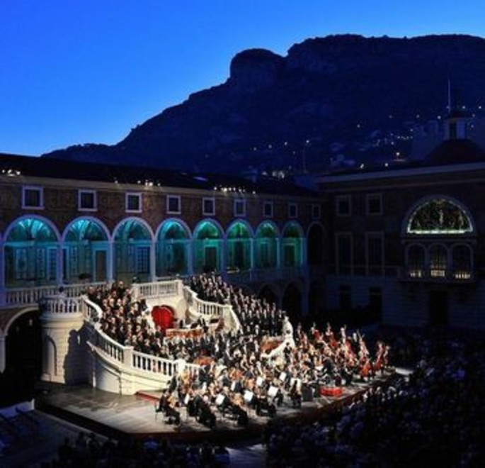 Monaco: Concerts at the Prince's Palace [Video]