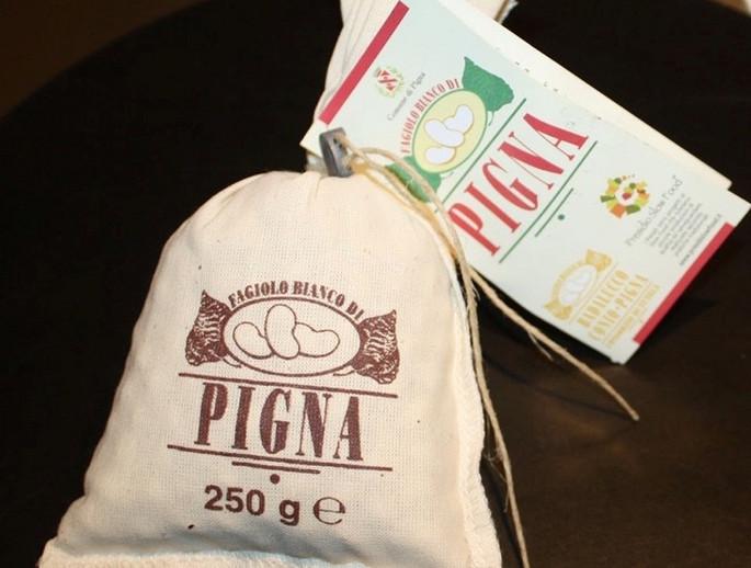 Pigna, Badalucco and Conio white #beans