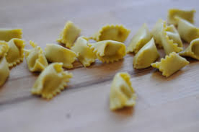 Recipe of the Week: Raschera plin ravioli with white truffle