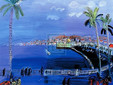 Raoul Dufy The Bay of Angels 1929 Credit art now and then.blogspot