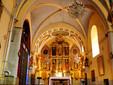 Saint-Sauveur-sur-Tinée, Kirche Saint-Michel-Archange, Kredit MOSSOT