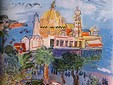 Dufy, The casino of Nice 1929.Credit blog Belles Choses