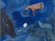 "Chagall ""Dans mon pays"", credit Facebook site Gam"