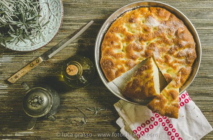 Рецепт недели: Turta de Lurè