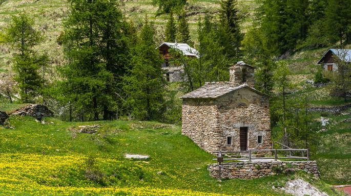 Регион и культура Brigasca : наследие без границ
