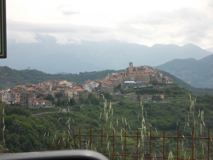 View from San Romolo, credit Judit Neuberger
