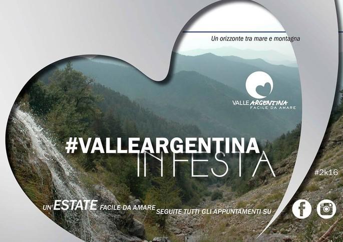 """""""Valle Argentina in Festa"""":  ein neuer Veranstaltungs-Kalender für das ganze Tal"""
