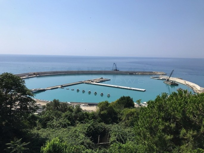 Ventimiglia: Interests also from Monaco and Turin for the activities that will open at the port of Cala del Forte